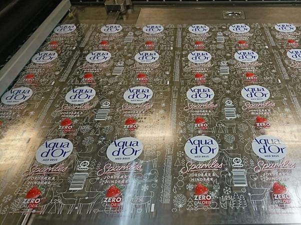 HPI Aqua d'Or etikete