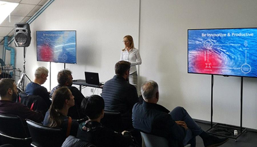 Jelena Bilinac prezentacija HP Indigo marketing mogucnosti
